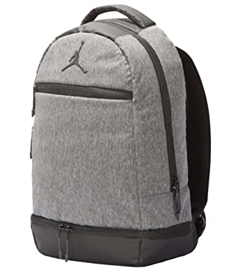 0e9ad8a01a5dfe Amazon.com  Jordan Nike Air Jumpman Backpack  9A1957-GEH  Clothing