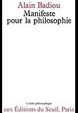Manifeste pour la philosophie