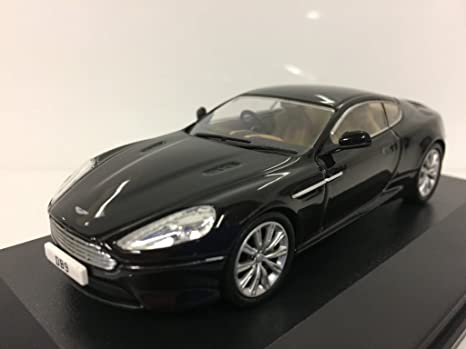 Amazon Com Aston Martin Db9 Coupe Black Rhd 0 Model Car Ready