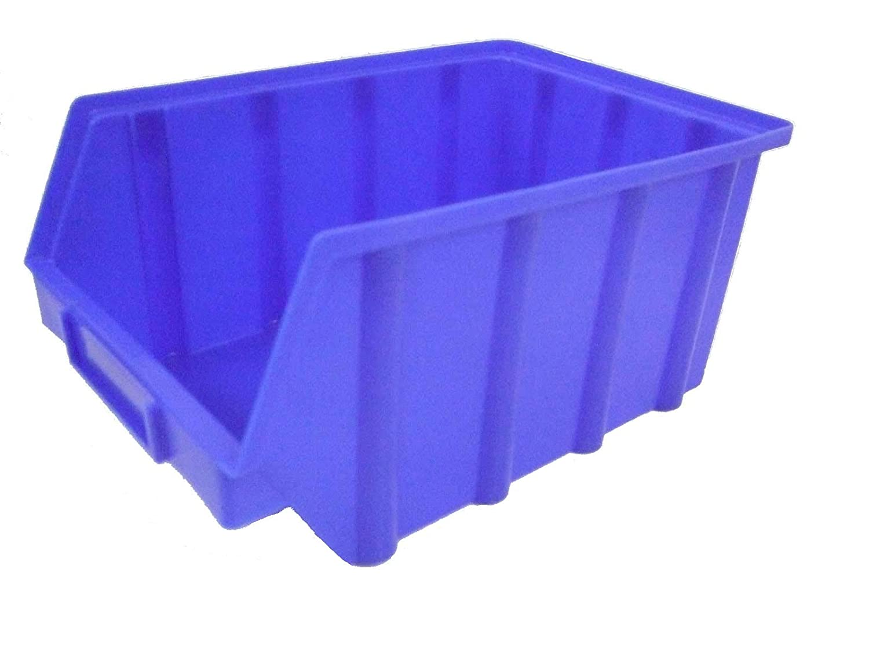 40 Stapelboxen (blau) Gr. 3 sopo a-z