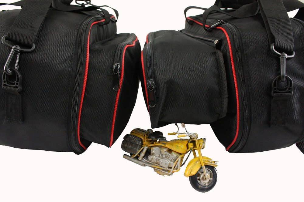 1260 ab 2017 950 ab 2017 made4bikers Koffer Innentaschen passend f/ür Ducati Multistrada 1200 ab 2015