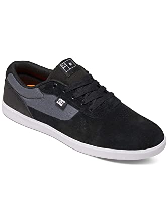DC Shoes Shoes Switch S Noir - Chaussures Baskets basses Homme