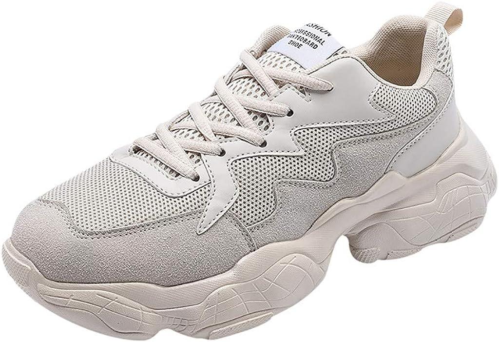 Zapatillas para Deportes Hombre,EUZeo, Casuales Zapatillas de Tenis de Hombre para Adulto Fiesta Zapatos Deportivos Running Zapatillas de Ligero Transpirable 2019: Amazon.es: Ropa y accesorios