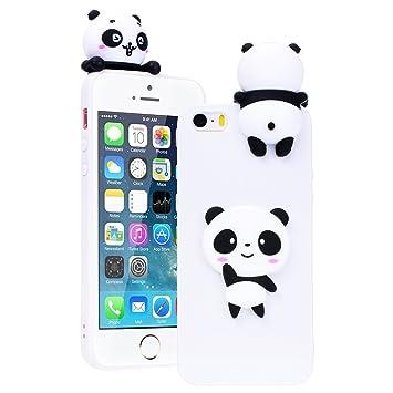 custodia apple iphone 5c panda