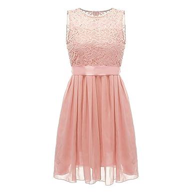CloudLyMo 5XL Summer Chiffon Lace Dress Sleeveless Women Princess Party Dress Vestidos