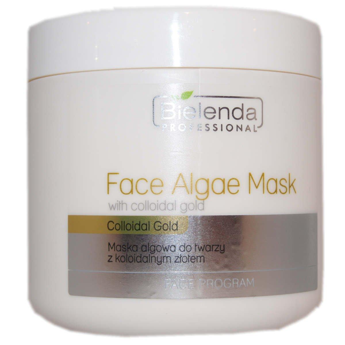Bielenda professional - Bielenda Professional Anti Age Face Algae Mask With Colloidal Gold 190g Amazon Co Uk Beauty