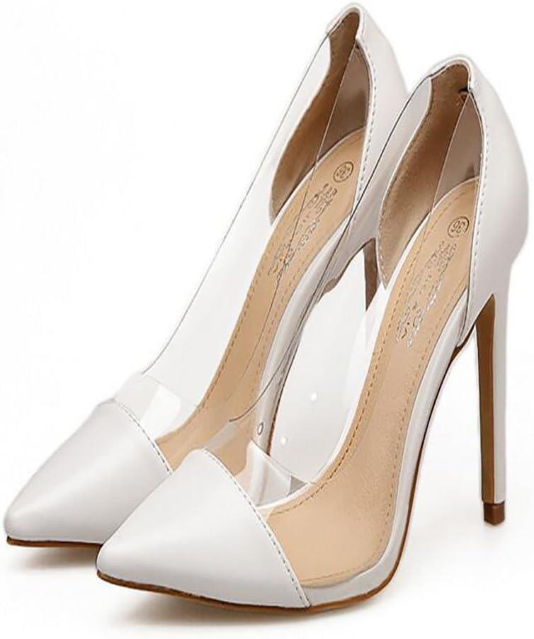 Spitzen Zehen Mode Frauen Stiletto High Heels Schuhe