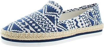 En Dearing Womens Espadrille Slip On Shoes