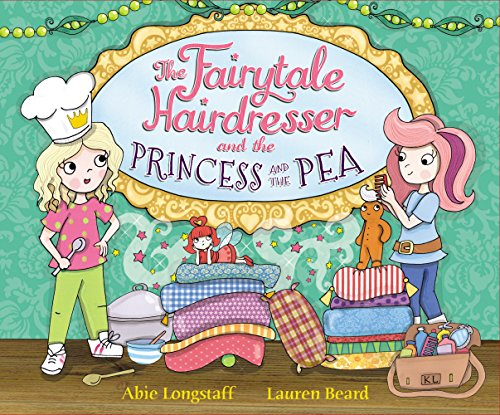 FAIRYTALE HAIRDRESSER AND THE PRI (Dolly Tom Shoes)