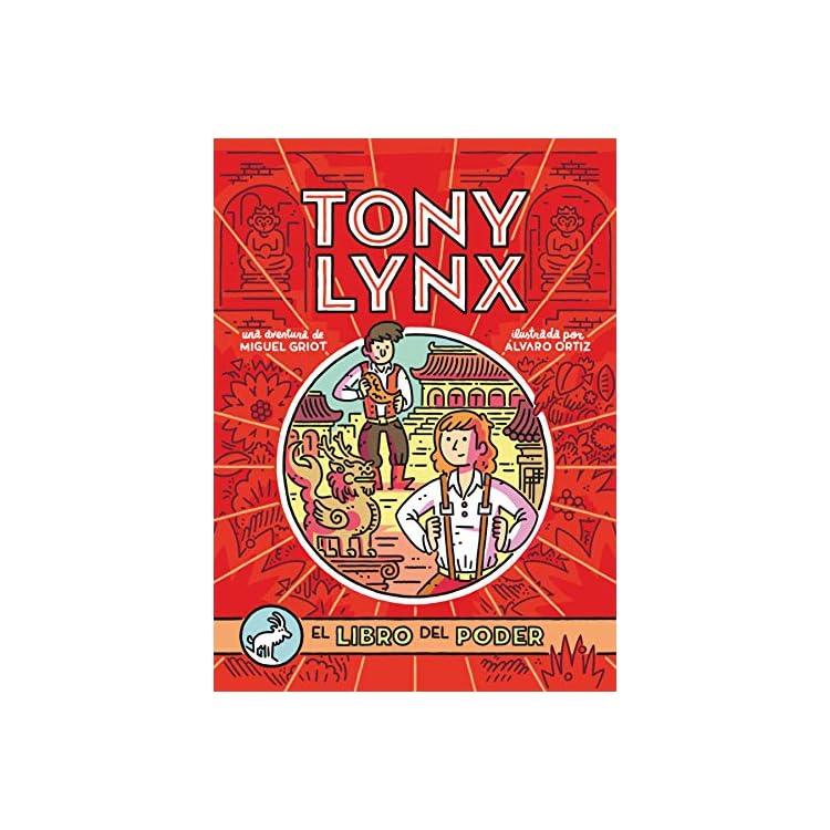 Reseña literaria de Los diarios de Tony Lynx