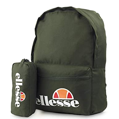 a40e1dc217 ellesse Rolby Backpack   Pencil Case  Amazon.co.uk  Clothing