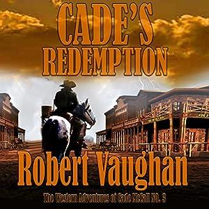 Cade's Redemption Audiobook