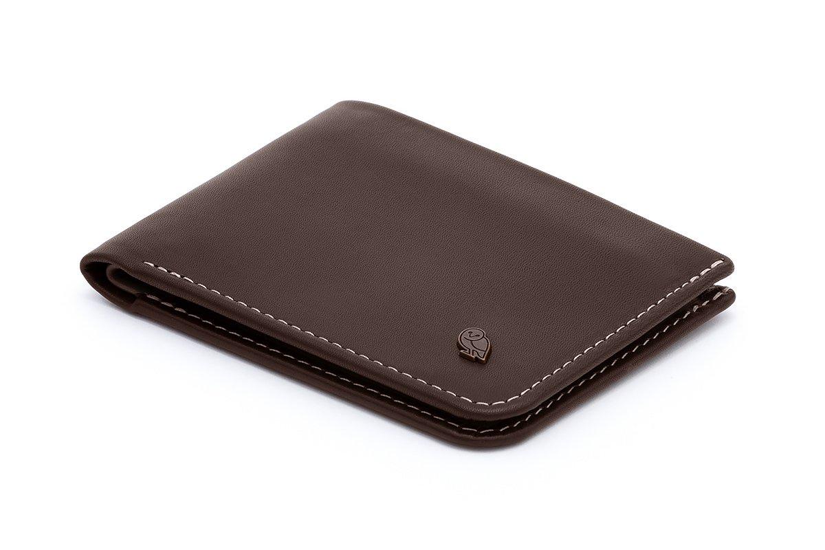 Bellroy Leather Hide & Seek Wallet Java - RFID
