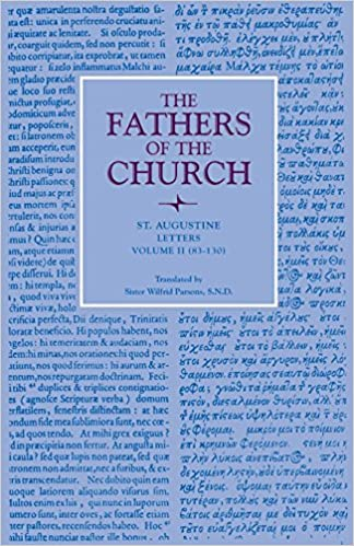 Book Letters, Volume 2 (83-130): Vol. 18 (Fathers of the Church Series)