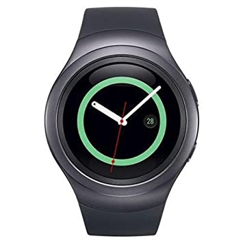 Samsung Gear S2 Sport Montre connectée SM-R720 Bluetooth, Noir 4GB -Asia Version