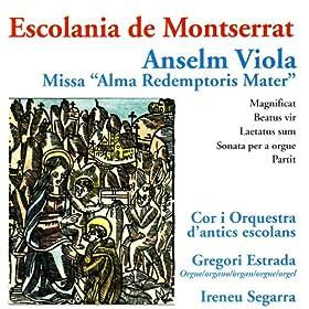 Anselm Viola - Ireneu Segarra OSB Ireneu Segarra Missa