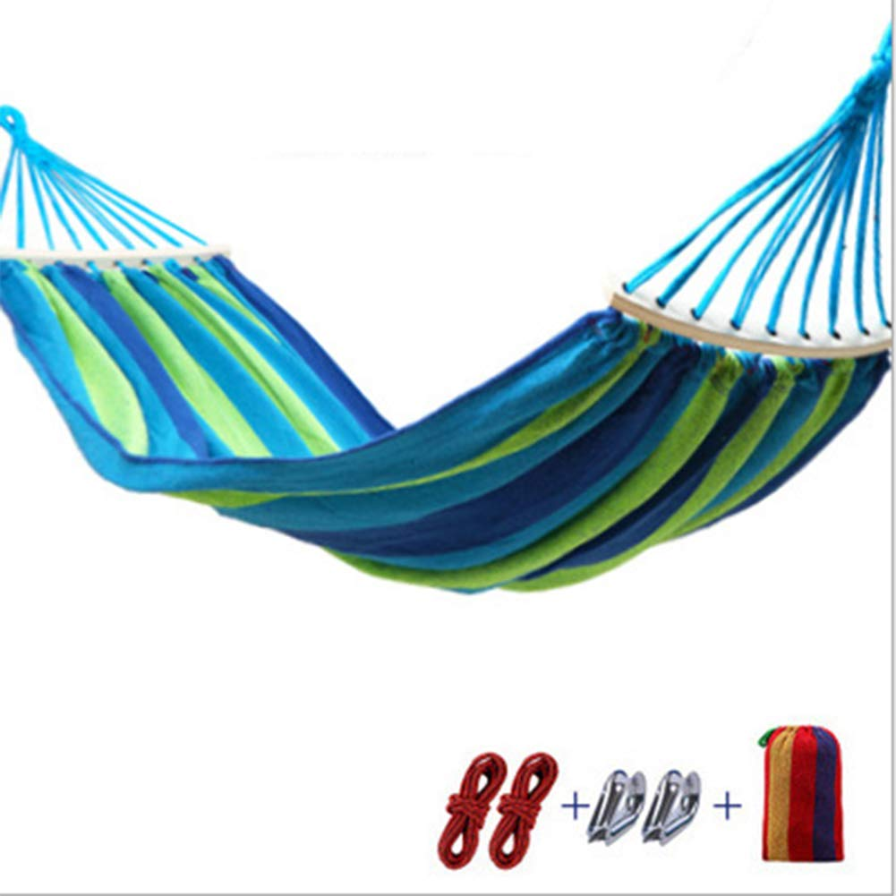 AFFC Camping Hammock Outdoor Folding Nylon for 1 Person Camping,2 by AFFC