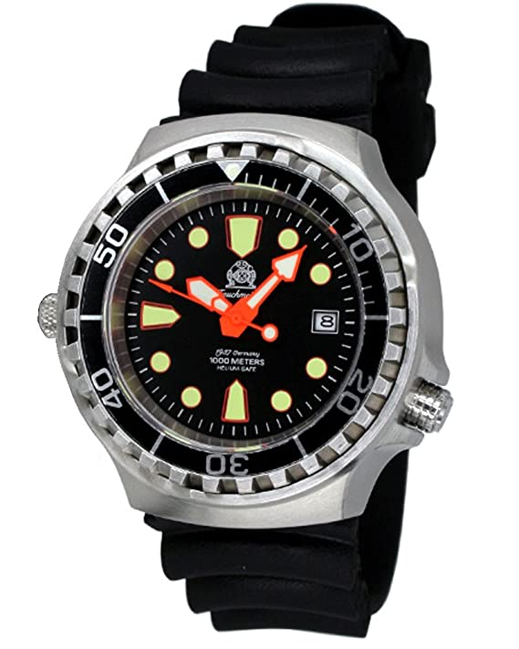 6. Tauchmeister Automatic 1000m Dive Watch