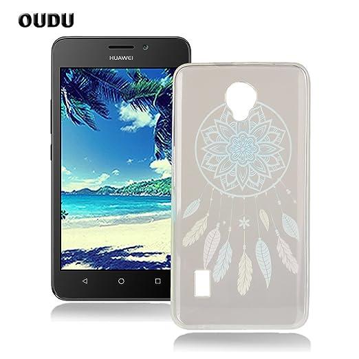 90 opinioni per OuDu Cover Huawei Y635 Custodia TPU