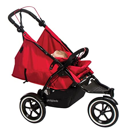 Amazon Com Phil And Teds Navigator Stroller With Doubles Kit