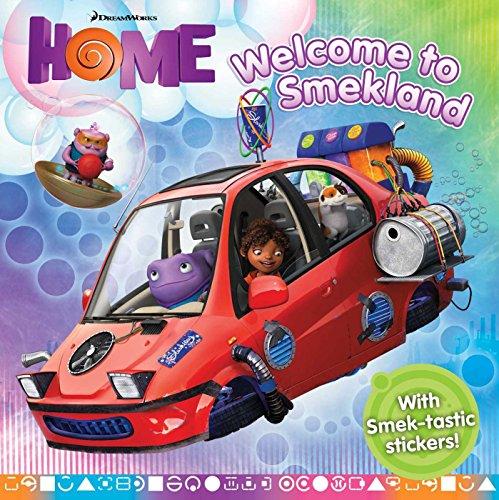 Welcome to Smekland (Home) Paperback – February 10, 2015