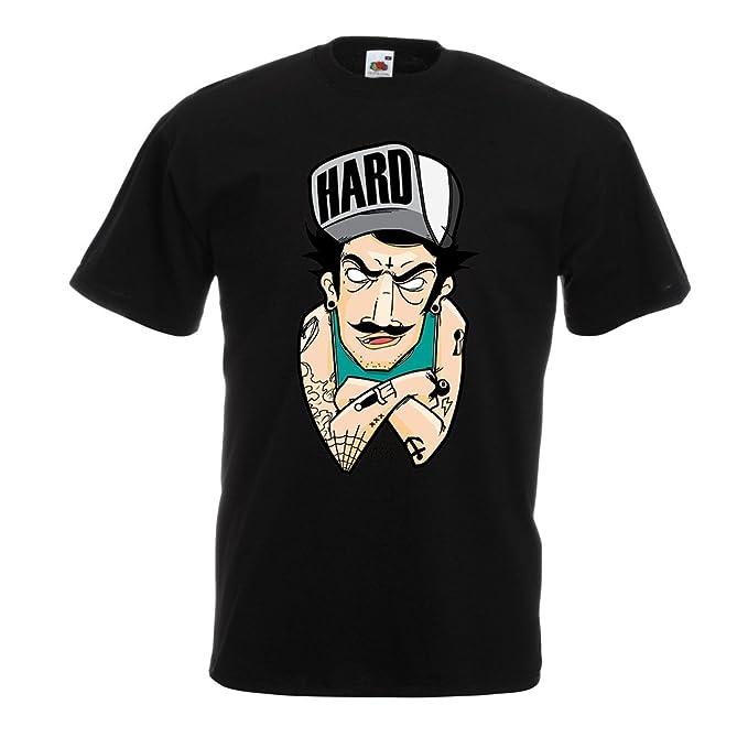 Amazon.com: T camisas para hombres duro – SWAG Tatuajes ...