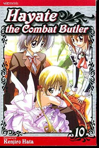 Hayate the Combat Butler, Vol. 10 pdf epub