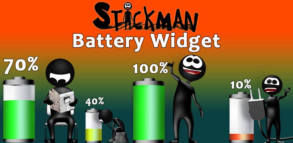 Stickman Battery Widget (Free): Amazon.es: Appstore para Android
