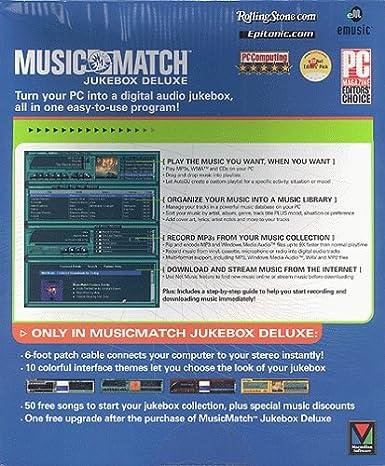 musicmatch 8