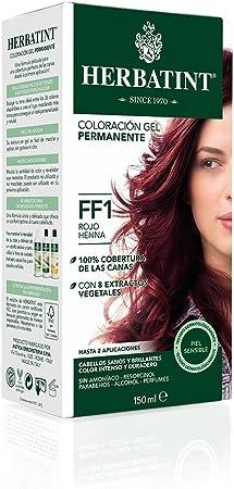 Herbatint Tinte Rojo Henna FF1-150 gr
