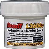 DeoxITL260 Grease L260Ap, jar aluminum particles 28 g