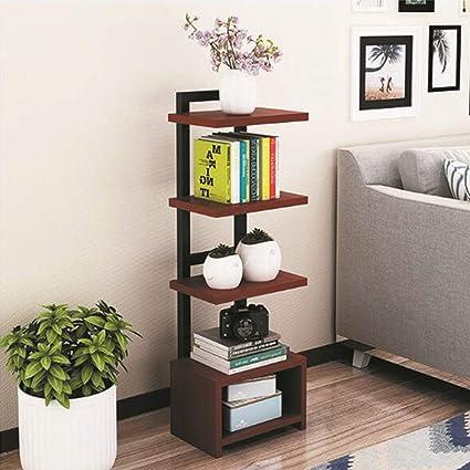 Amazon.com: YQQ-Shelf Creative Multi-Layer Sofa Next to The ...