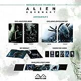Alien: Covenant - Steelbook - Manta Lab Lenticular A - Blu-ray