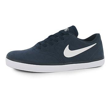 Nike SB Casual Herren Turnschuhe kariert marine/weiß Casual SB Sneakers Schuhe Schuhe 39451a