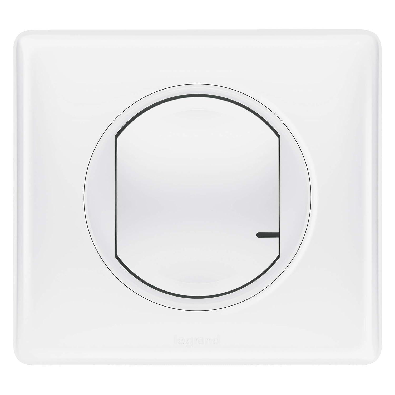 Interrupteur connect/é sans fil suppl/émentaire C/éliane with Netatmo M/étal Tungst/ène