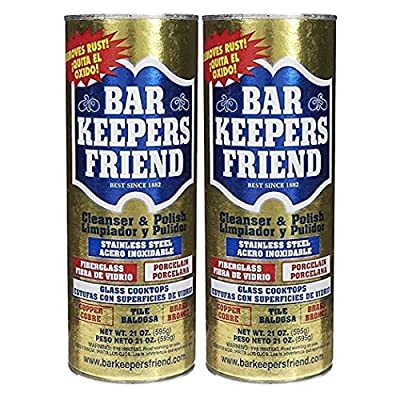 Bar Keepers Friend Powdered Cleanser 21-Ounces