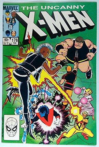 Uncanny X-Men (1981) #178 VF/NM (9.0)