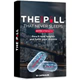 The Red Pill That Never Sleeps, Fast Acting Amplifier for Strength, Performance, Energy, and Endurance, Extra Strength 10 Cap