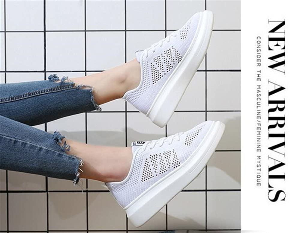 SUNNY Store Womens Lightweight Fashion Sneakers Breathable Athletic Sport Running Shoes Casual Walking Shoes