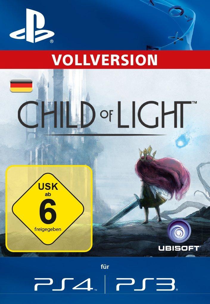 Child of Light [Vollversion][PS3, PS4 PSN Code für deutsches ...