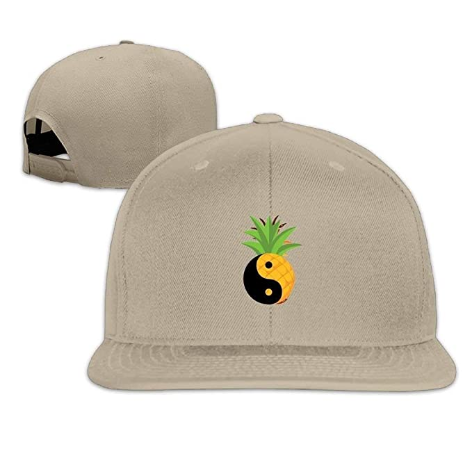ab2f0a77e0d Pineapple Classic Unique Baseball Caps for Adults Polo Style Hat ...