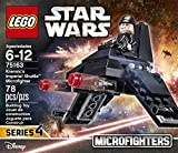 LEGO Star Wars Krennic's Imperial Shuttle Micro Fighter 75163 Building Kit (78 Pieces)