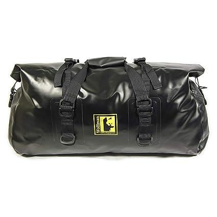 c73fb624b4e0 Amazon.com  Wolfman Luggage EX805 - Expedition Dry Duffle - Large - Black   Automotive