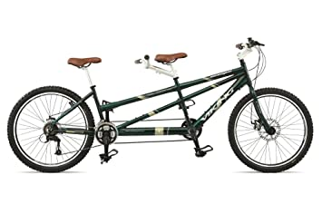 Viking Serengeti 24sp Aluminium Mountain Bike Tandem  Amazon.co.uk ... 3af74a046