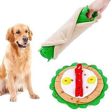 Hund Toys Interaktives Spielzeug Puzzle für Hunde Box