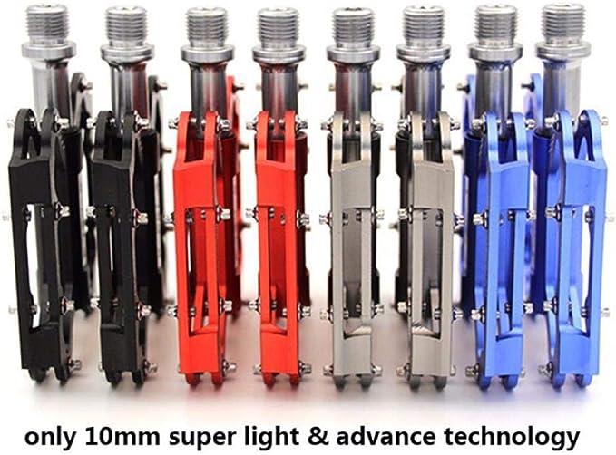WANGDANA VTT V/élo P/édale SPD P/édale Mountainous V/élo P/édale /À Verrouillage Automatique Aluminium 275G V/élo Accessoires