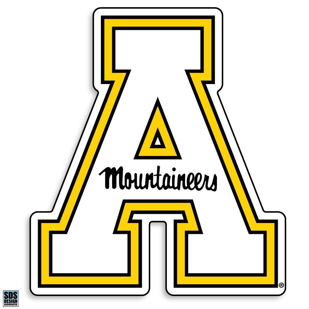 Appalachian State NCAA Logo Magnet