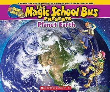 Magic School Bus Presents: Planet Earth 0545680123 Book Cover