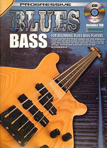 CP72642 - Progressive Blues Bass - Bass Progressive Blues