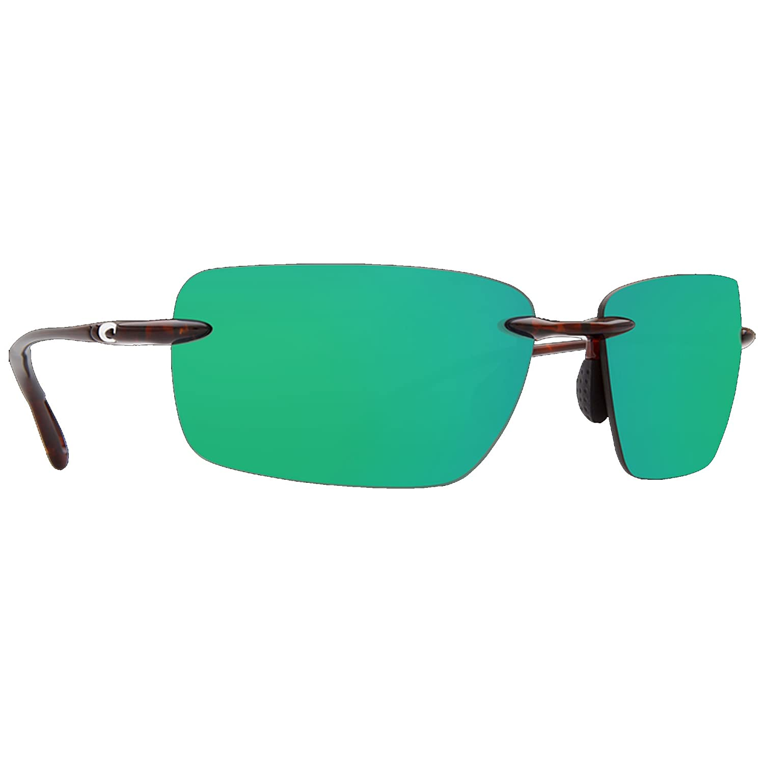 Costa Tortoise/Green Mirror Gulf Shore 580P Sunglasses